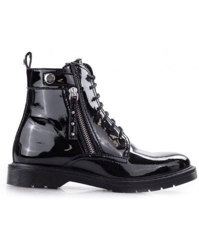 Ботинки на каблуке Armani Exchange