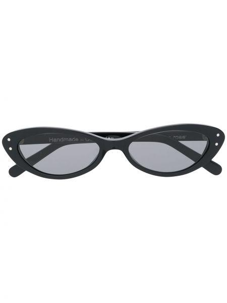 Okulary przeciwsłoneczne czarny szkło Martine Rose