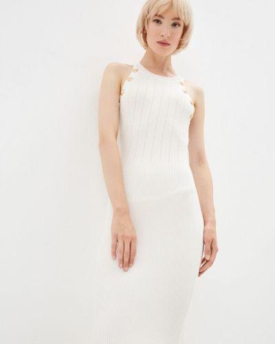 Платье-майка - белое Soky & Soka