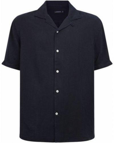 Koszula - niebieska J.lindeberg