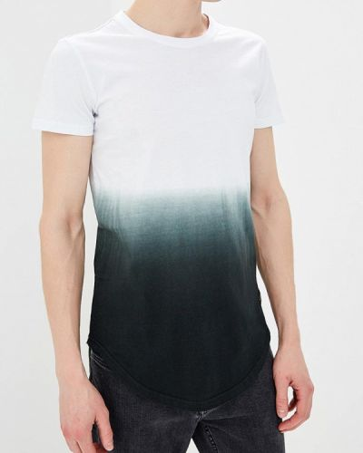 Белая футболка Terance Kole