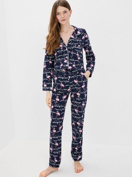 Синяя пижамная пижама Winzor