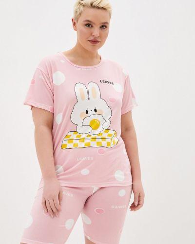 Розовая пижама Chic De Femme