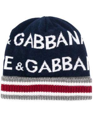 Kapelusz z nadrukiem z wzorem Dolce & Gabbana Kids