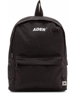 Plecak z zamkiem błyskawicznym brezentowy Ader Error