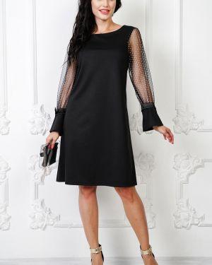 Вечернее платье сетчатое платье-сарафан Taiga