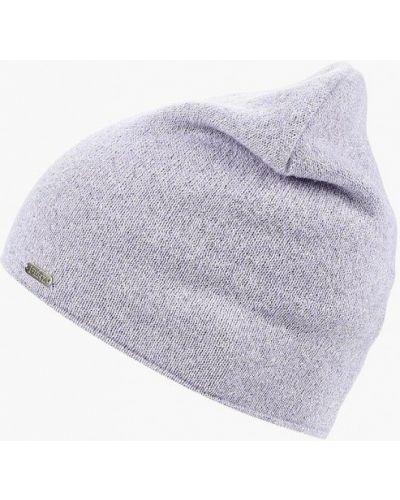 Фиолетовая шапка осенняя Ferz