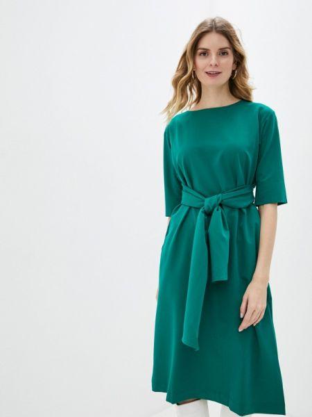 Бирюзовое платье Sultanna Frantsuzova