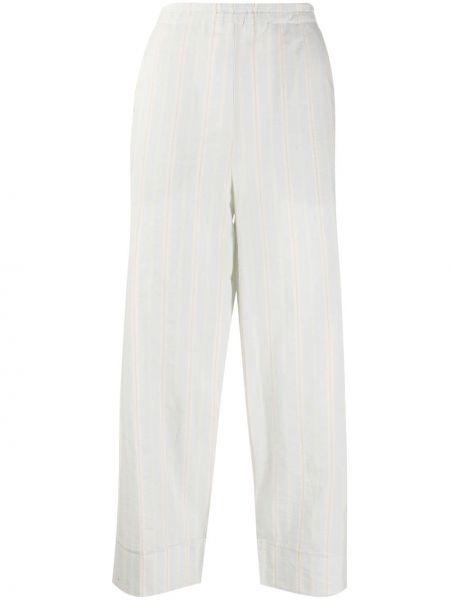 Укороченные брюки в полоску брюки-хулиганы Barena