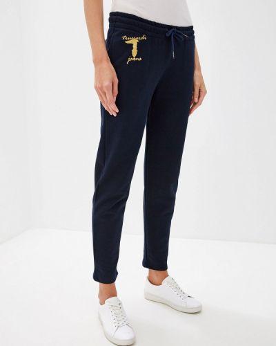 Спортивные брюки синие Trussardi Jeans