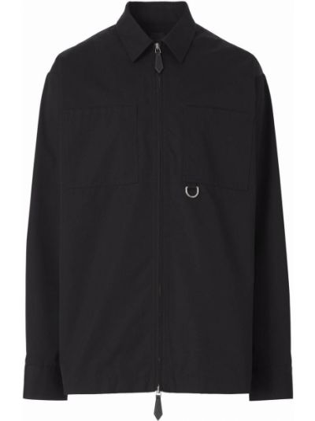 Klasyczna koszula - czarna Burberry