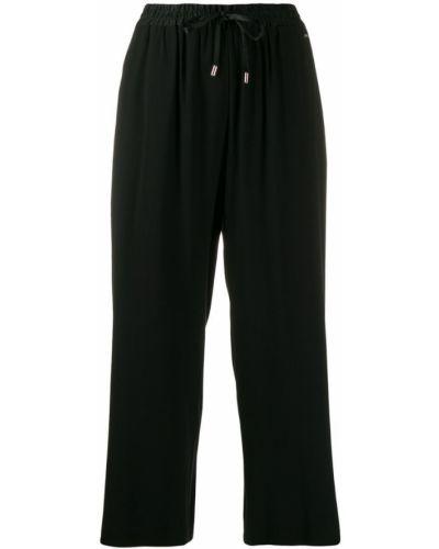 Свободные брюки брюки-хулиганы с карманами Liu Jo