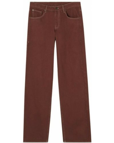 Spodnie vintage - brązowe American Vintage