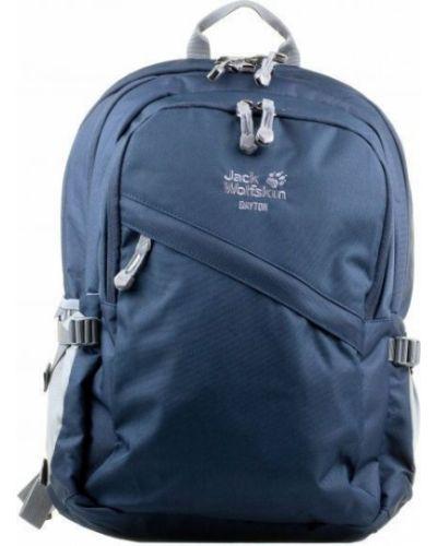 Рюкзак кожаный повседневный Jack Wolfskin
