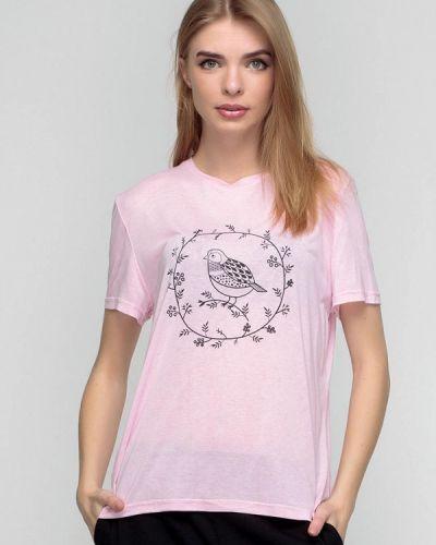 Коралловая футбольная футболка F'91