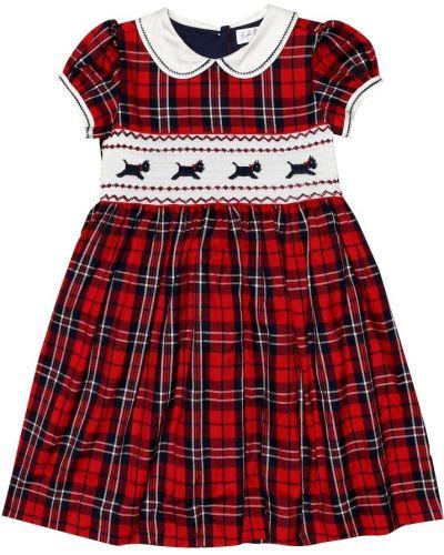 Klasyczna sukienka mini z wiskozy Rachel Riley
