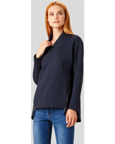 Синий пуловер Finn Flare