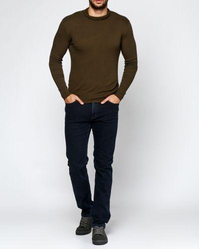 Прямые джинсы - синие Pioneer