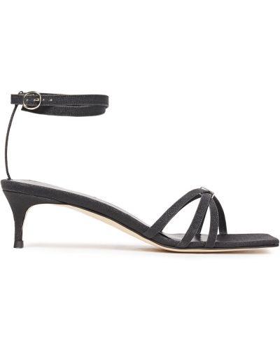 Кожаные сандалии - черные By Far
