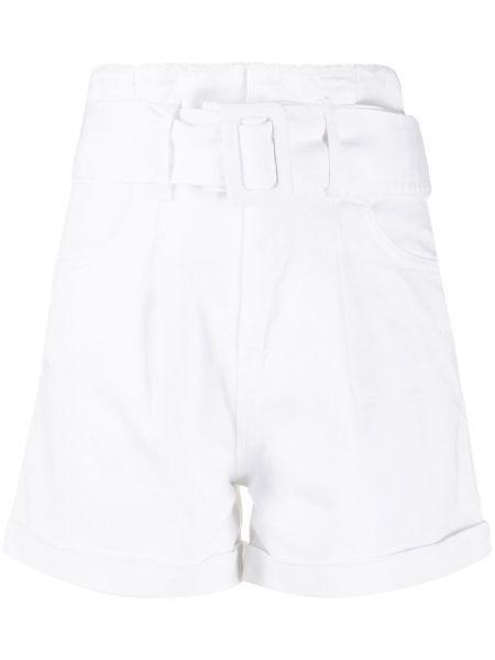 Белые шорты с карманами Federica Tosi