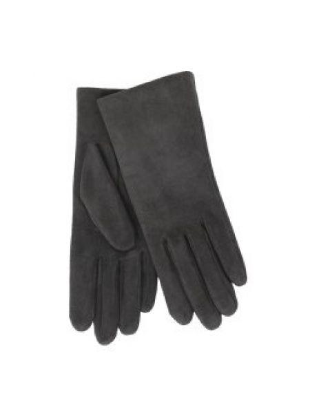 Серые перчатки Agnelle