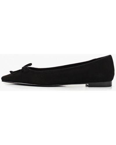 Замшевые туфли Mango