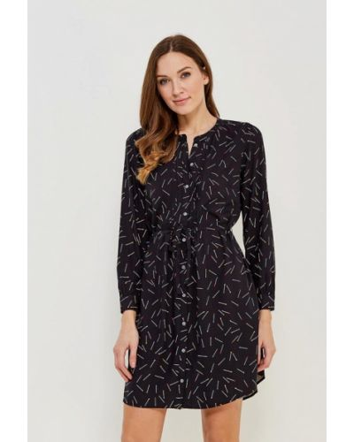 Платье платье-рубашка черное Levi's®