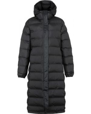 Утепленная куртка спортивная длинная Adidas