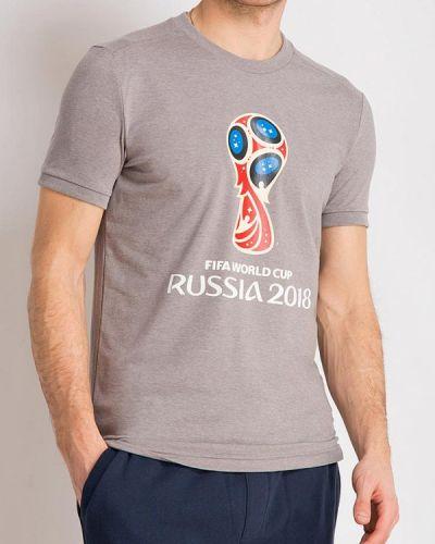 Серая футболка 2018 Fifa World Cup Russia™