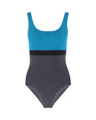 Серый спортивный купальник эластичный Joss