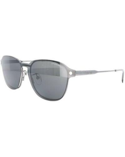 Szare okulary Polaroid