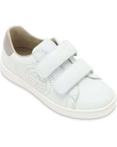 Skórzany sneakersy Gucci
