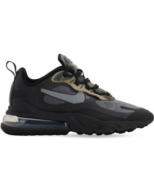 Кожаные кроссовки леопардовые с логотипом Nike