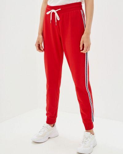 Спортивные брюки красный Iwie