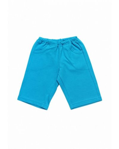 Голубые шорты модный карапуз