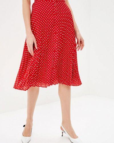 Красная юбка Zarina