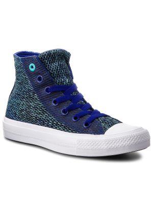 Trampki biały niebieski Converse