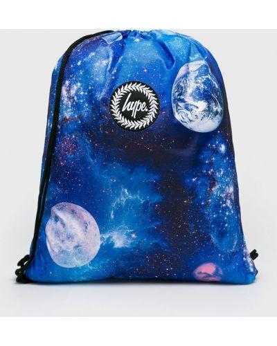 Рюкзак синий Hype