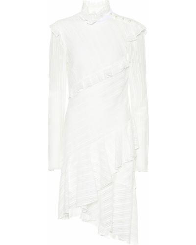 Облегающее платье с жемчугом Philosophy Di Lorenzo Serafini