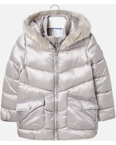 Куртка серебряный декоративный Mayoral