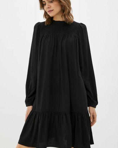 Платье - черное Q/s Designed By