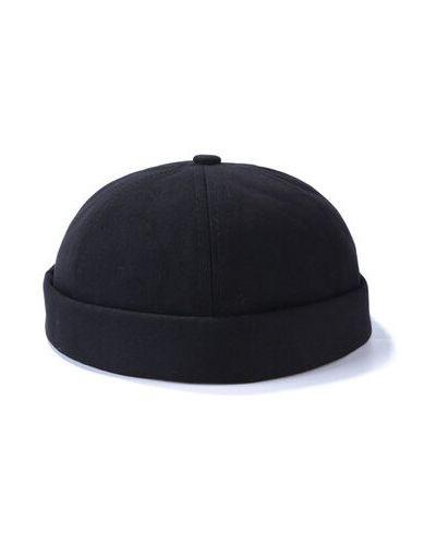 Кепка винтажная - черная Newchic