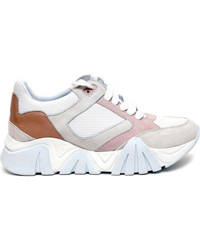 Кроссовки - розовые Tucino