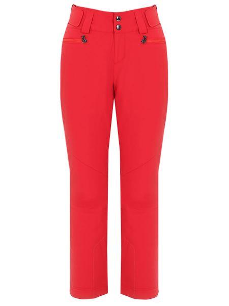Красный спортивный костюм с карманами на молнии Bogner