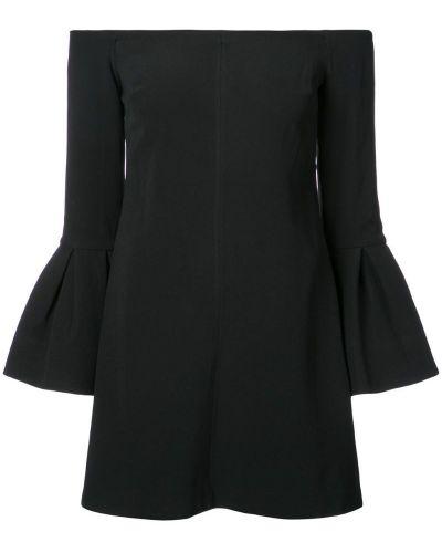 Платье платье-солнце с открытыми плечами Alexis
