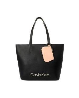 Сумка черная Calvin Klein