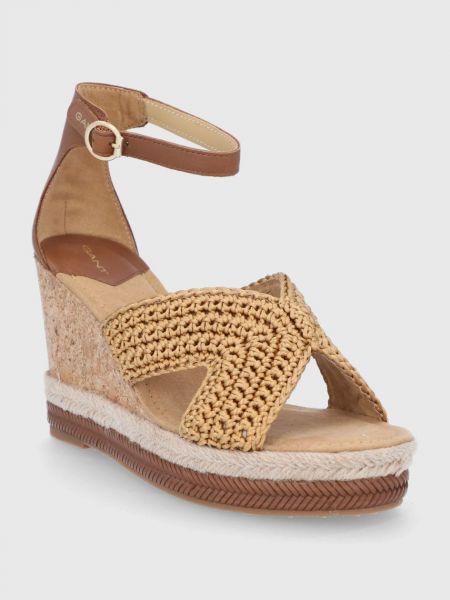 Туфли на каблуке Gant