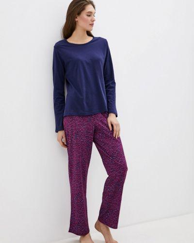 Фиолетовый домашний костюм Marks & Spencer