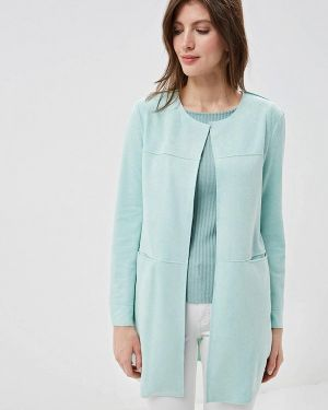 Пальто летнее бирюзовый Lorani