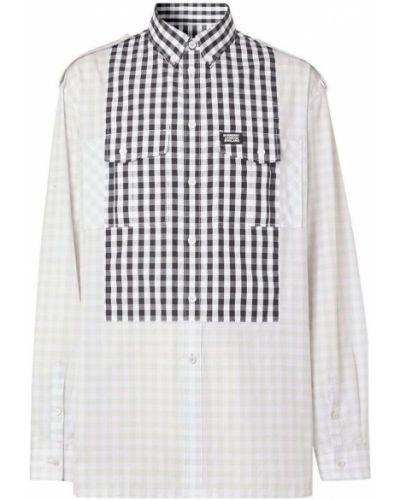 Koszula bawełniana Burberry
